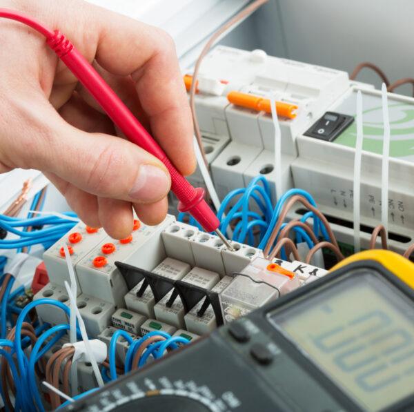 Onderhoud elektra